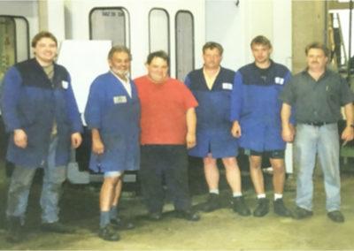 BMK Tech Januar 2000 || Schneitzlreuth